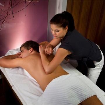 Как сделать мужчине страпон массаж